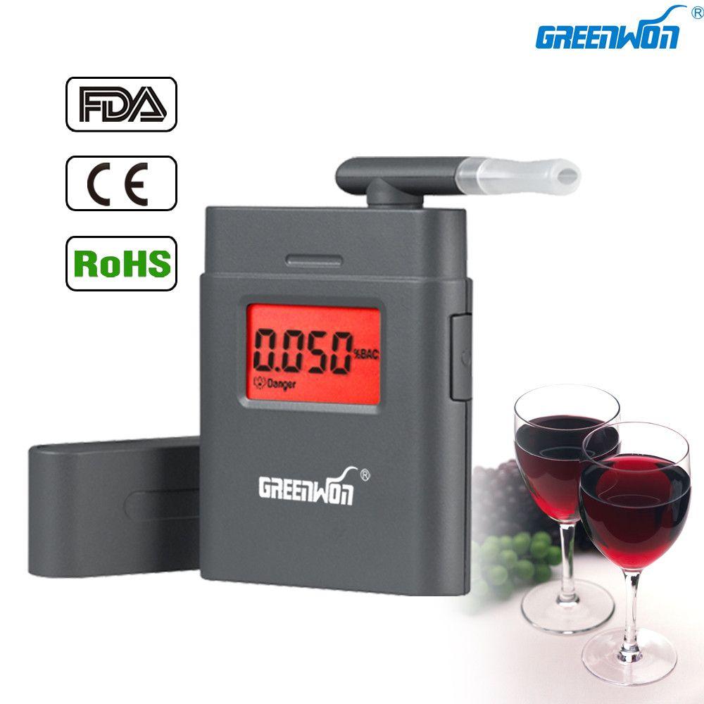 Alcootest numérique testeur d'alcoolémie alcootest testeur d'alcool alkohol compteur/testeur d'alcoolémie