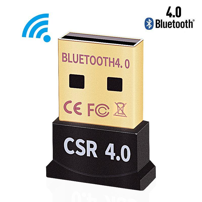 Wireless USB Bluetooth Adapter 4.0 Bluetooth Dongle Music Sound Receiver Adaptador Bluetooth Transmitter For Computer PC Laptop
