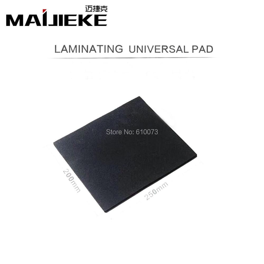 MAIJIEKE Laminationg Universal Pad mat For All series lamilating machine Direct Laminating Super soft explosion-proof screen