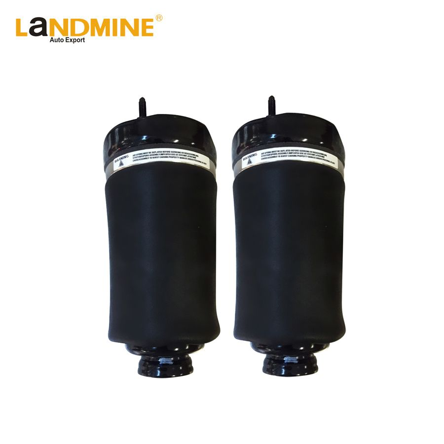 Free Shipping 2pcs Mercedes ML W164 GL X164 Front Suspension Air Ride Air Shock Absorber Air Spring 1643206013 1643206113