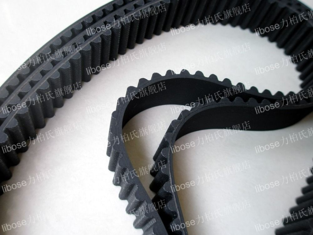 10 pieces 213 HTD3M timing belt length 213mm width 9mm 71 teeth rubber closed-loop 213-3M-9 S3M 3M 9 pulley for CNC machine