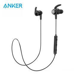 Anker SoundBuds Flux Léger Casque Sans Fil Bluetooth 4.1 Sport Écouteurs avec Résistant à L'eau Nano Revêtement