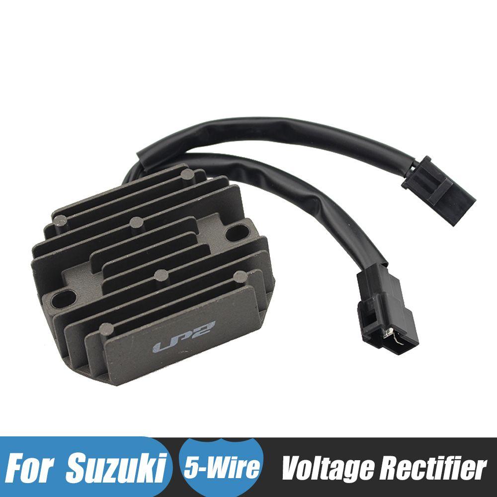 Motorcycle Regulator 12v Voltage Rectifier For Suzuki DR650 GSF250 Bandit 250 GSF400 Bandit 400 RGV250 VJ22A RGV22