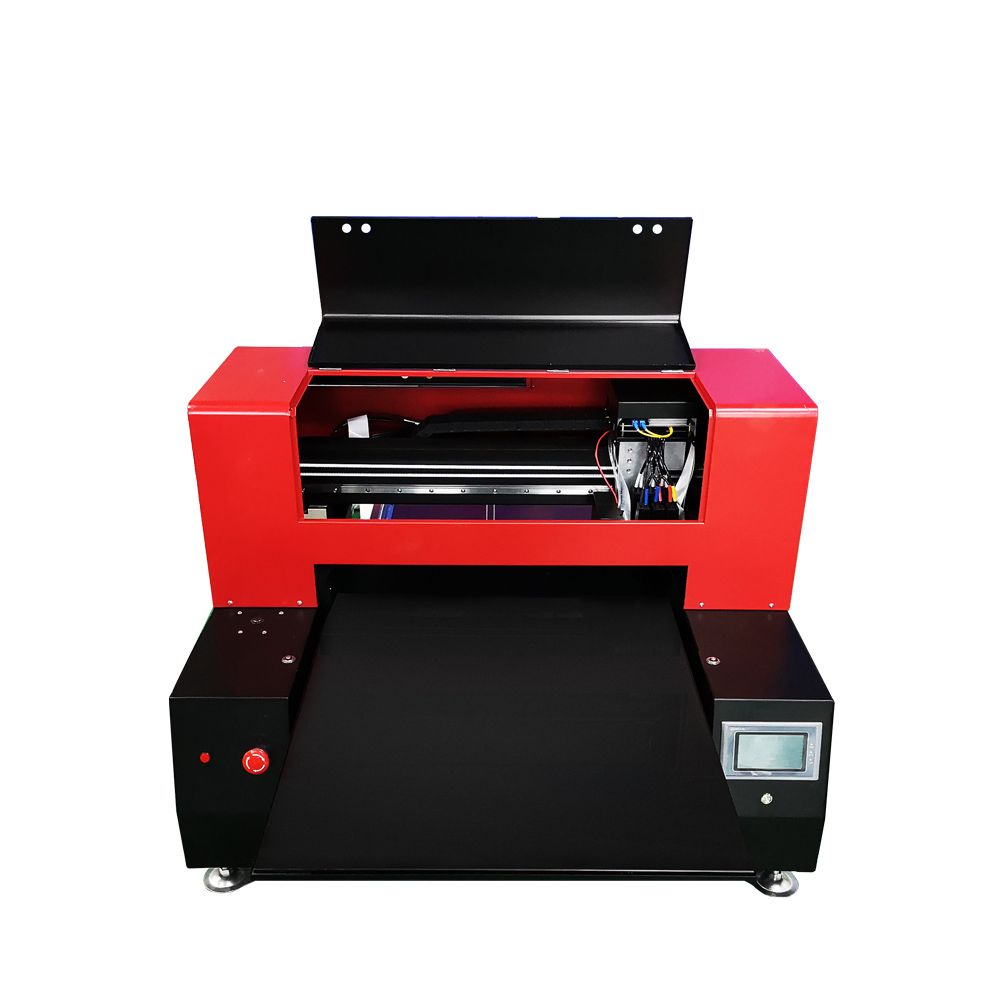 Automatic 6090 UV flatbed Printer for Phone case/Wooden 12 colors Large Format Multifunction Digital Inkjet UV printer