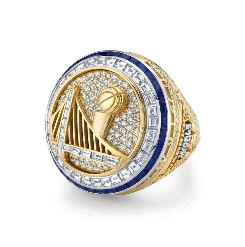 2017 golden state the warriors  dropshipping Basketball Championship Ring  official 2016 warriors ring Durant/curry Size 6-15