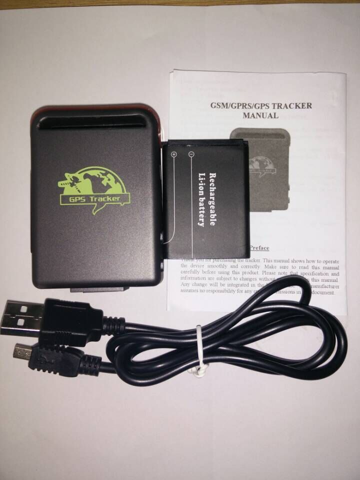 GPS Tracker TK102B For Car Kids Pets And Old With Long Battery Life Support IOS APP Free Shipping