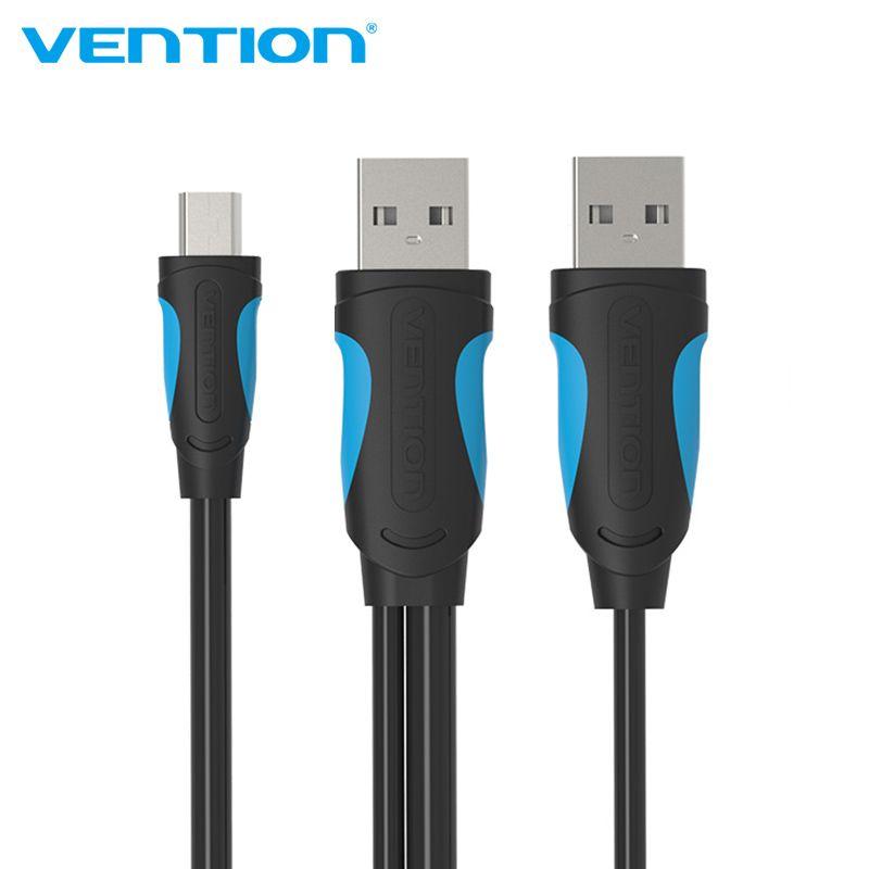 Tions Mini Usb-kabel Sync Daten USB 2.0 Mit Netzteil ladegerät Transfer-kabel Für Computer MP4 MP3 Festplatte Kamera USB mini