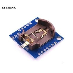 Minuscule RTC I2C modules 24C32 mémoire DS1307 horloge RTC module (sans batterie)