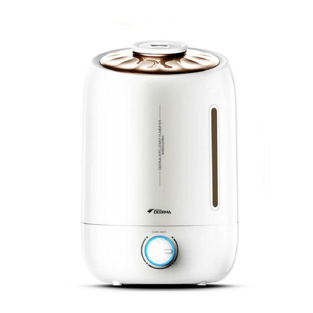 5L 350ML/H Difusor De Aroma Ultrasonic Air Humidifier Aroma Oil Diffuser Ionizer Generator Aromatherapy Ag+ Purifier Mist Maker