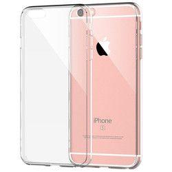 Ultra Mince Transparent Clair Souple En Silicone Téléphone Cas Couverture Fundas Coque Pour iphone X 6 S 7 7 Plus 6 S 6 Plus 8 8 Plus 5 S 5S SE 4S
