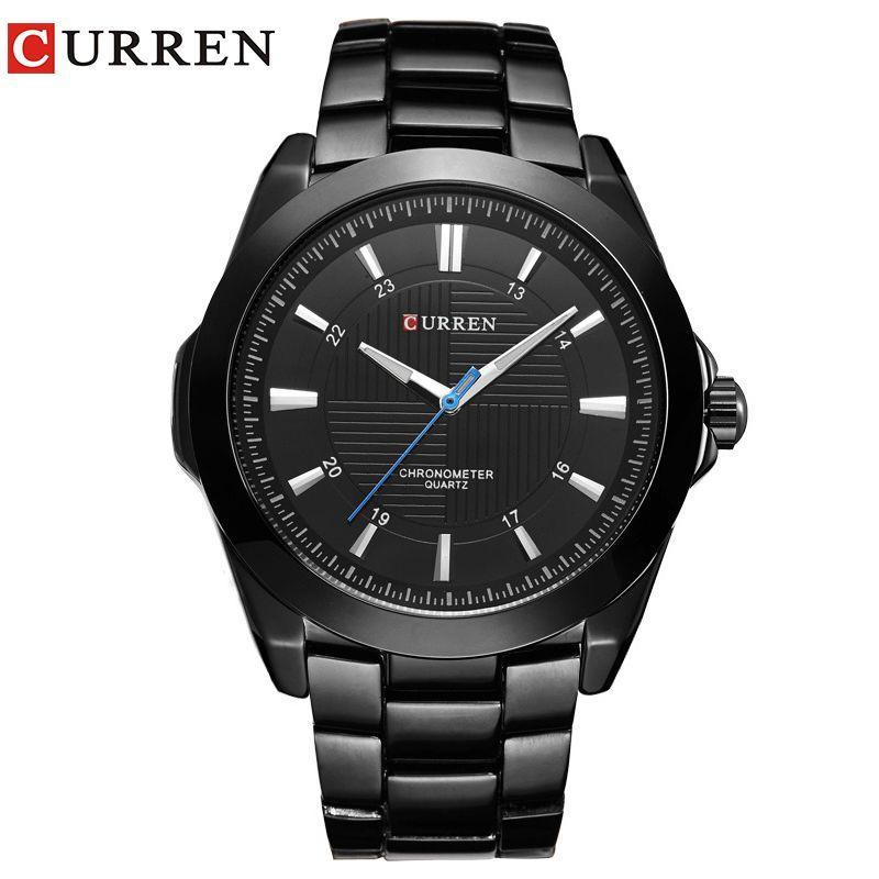Relogio Masculino CURREN Watches Men quartz army Watch Top <font><b>Brand</b></font> Waterproof male Watches Men Sports 8109