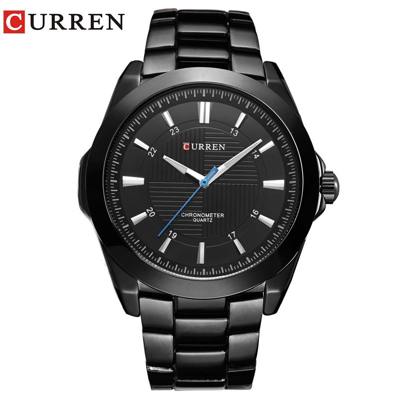 Relogio <font><b>Masculino</b></font> CURREN Watches Men quartz army Watch Top Brand Waterproof male Watches Men Sports 8109