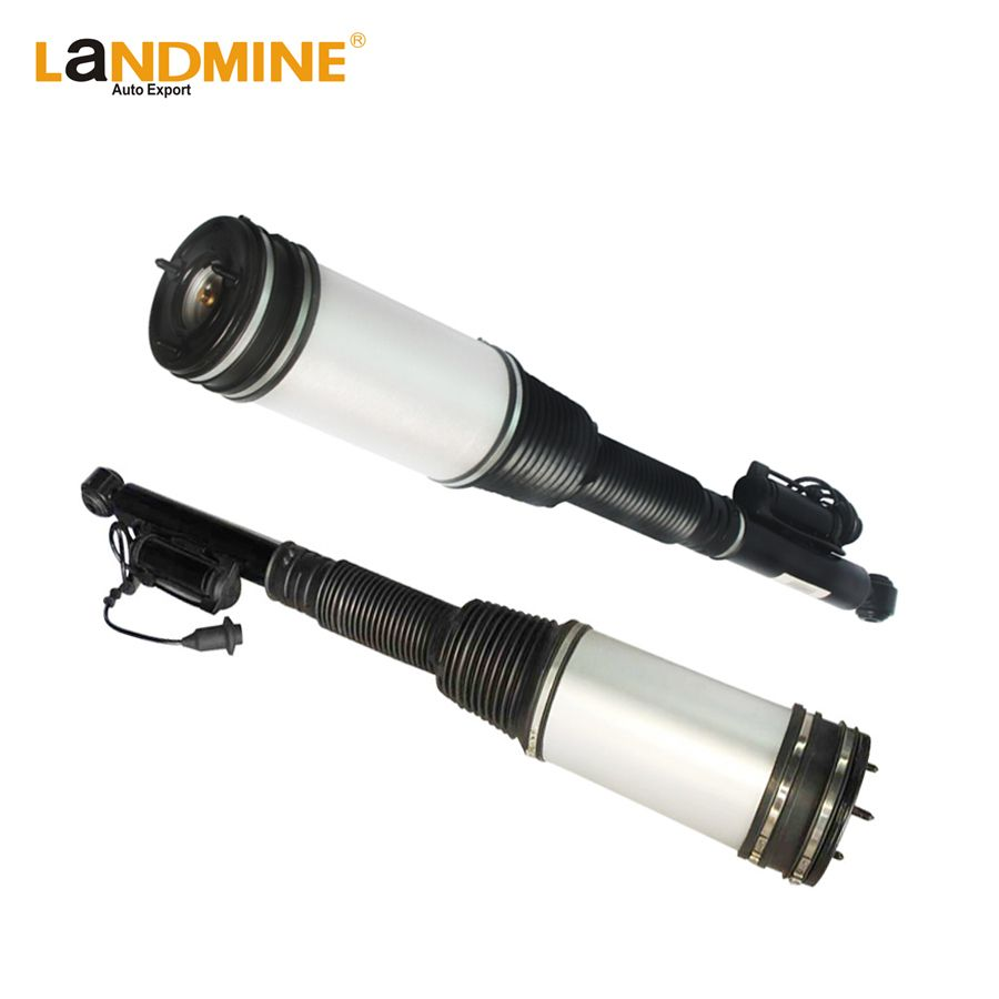Free Shipping 2PCS Rear Shock Suspension Air Spring Bag Strut Assembly Fit Mercedes S-Class W220 4Whl MATIC 2203205013