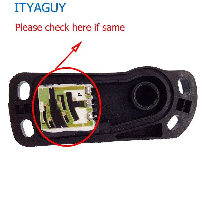 Car styling good quality Throttle position sensor for Benz for audi for vw OE No.:3437224033 ITYAGUY