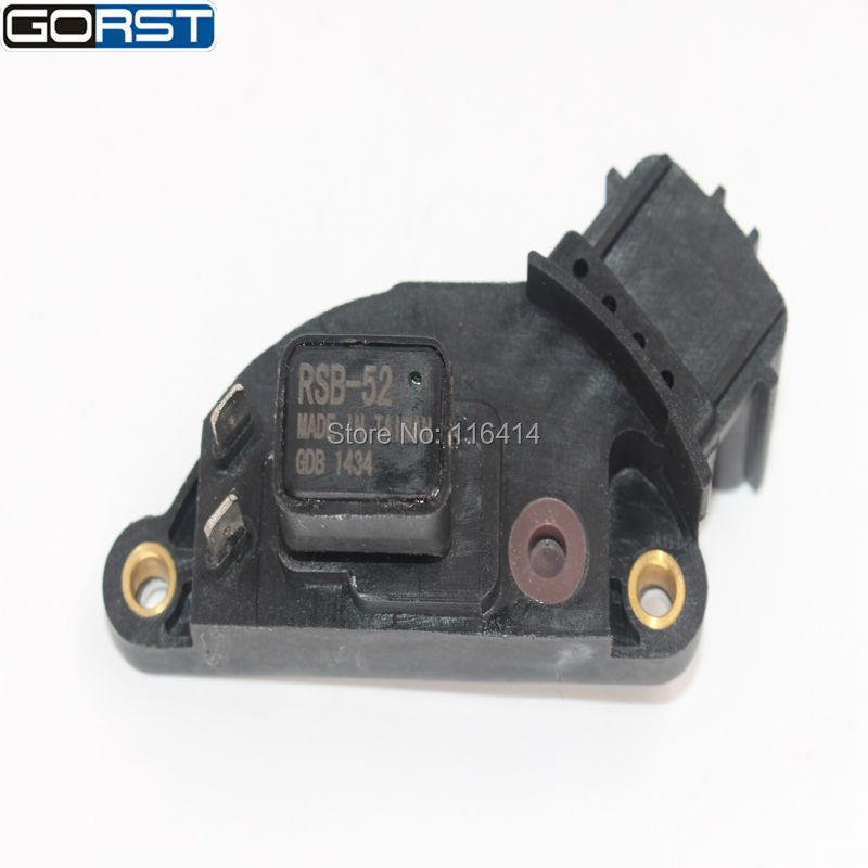 GORST Lats 1 piece RSB52 Electric Ignition Module for MAZDA 626 GE / for FORD Telstar AX Auto 2.0L NEW TELSTAR 2.0L 1993 RSB-52