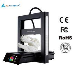 JGAURORA 3D Drucker A5 Aktualisiert A5S 3D Druck Maschine Extreme Hohe Genauigkeit Drucker Maschine Große Bauen Größe von 305 * 305*320mm