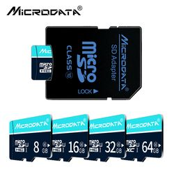 High Quality memory card Micro SD card class 10 TF card Microsd 64GB 32GB 16GB 8GB External Pen drive Flash memory disk