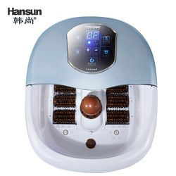 Entièrement Automatique Électrique Massage des Pieds avec Profonde Baril Rapide Chauffage Bain de Pieds Seau Pédiluve Machine Grand Pied Bassin