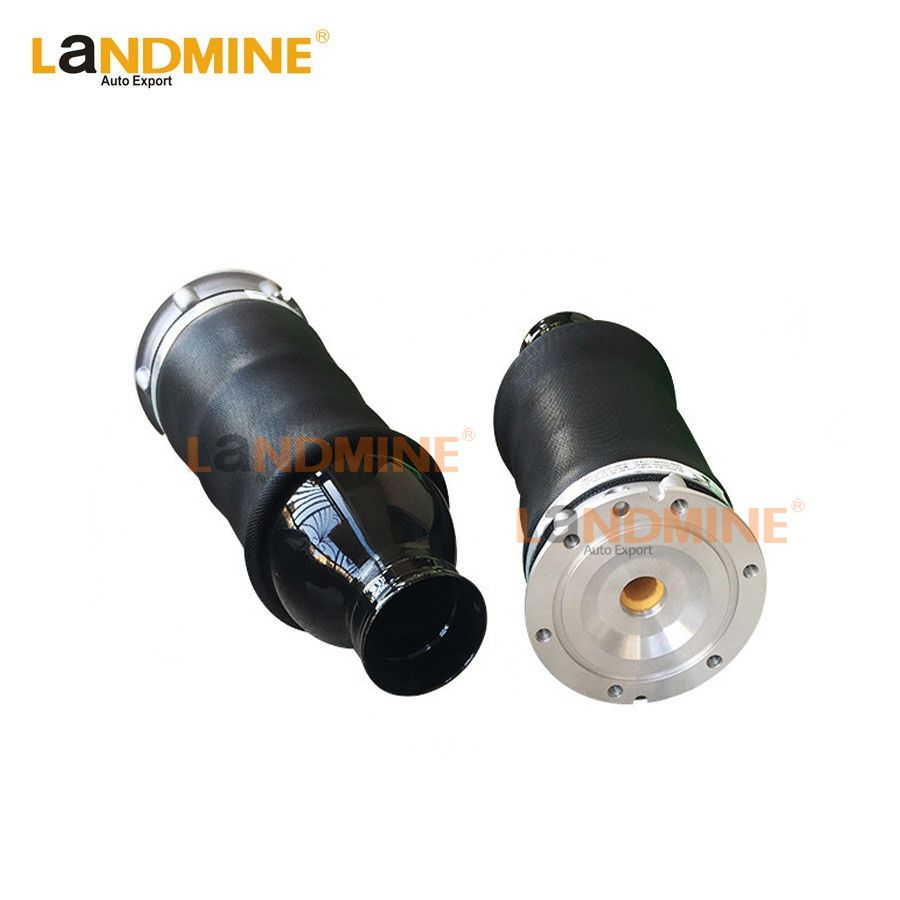 Free Shipping 2PCS New Front Air Bag Suspension Air Spring Suspension Shock For Audi A6 C5 4B 4Z7616051B 4Z7616051D