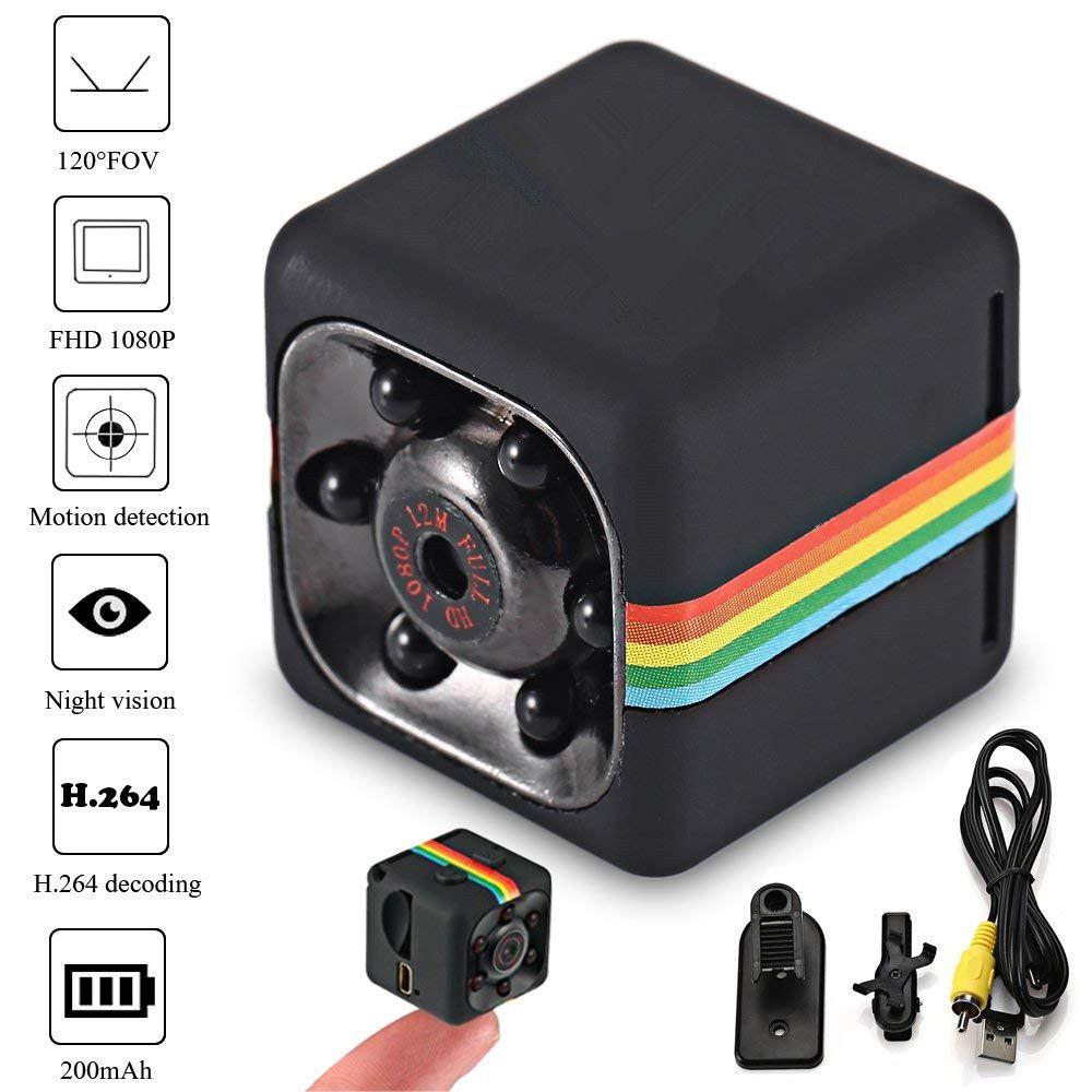 SQ11 HD mini Camera small cam 1090P Sensor Night Vision Camcorder Micro video Camera DVR DV Motion Recorder Camcorder SQ 11