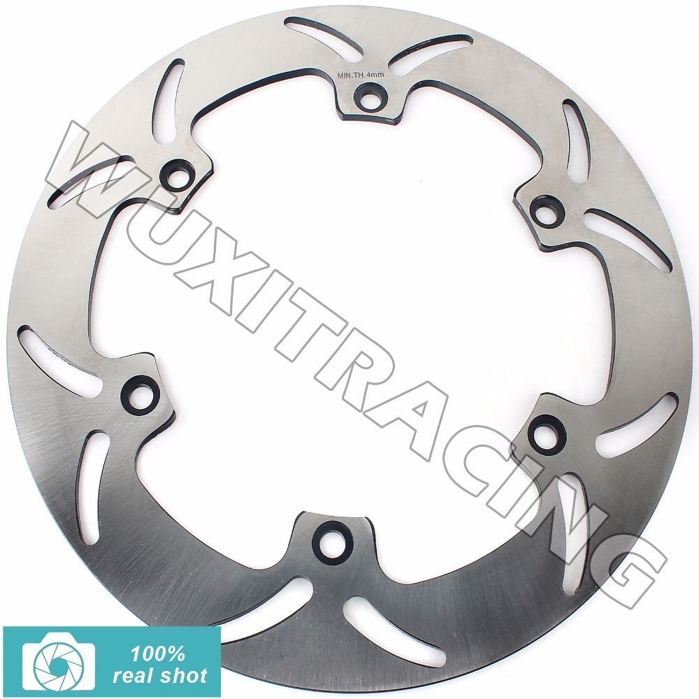 Rear Brake Disc Rotor for HONDA ST 1100 1300 A P PA Pan European / ABS 90 91 92 93 94 95 02-13 VTX 1800 C F N R S T 2002-2011