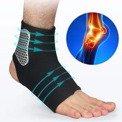 Sport Knöchel Unterstützung Elastische Ankle Brace Schutz Sport Basketball Laufen Anti Verstauchung Ankle Brace Unterstützung Sport Wrap Beschützer