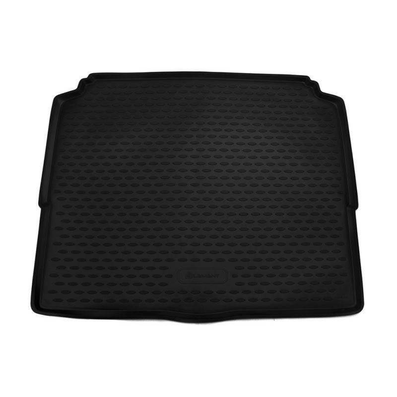 Matte hinten stamm deckel abdeckung trim Für PEUGEOT 3008, 2017->, SUV, unten, 1 PCs (polyurethan)