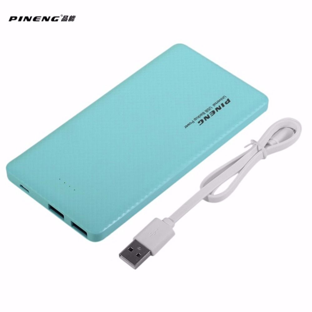 D'origine PINENG PN-958 10000 MAH Portable Batterie Mobile Power Bank Powerbank Batterie 10000 mah Pour Les Téléphones Intelligents et Tablet