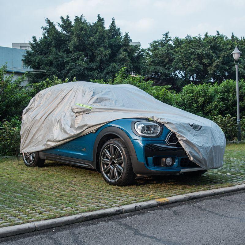 Auto abdeckung Indoor Outdoor Auto Fall Sonne Schnee Staub Beständig Schutz Abdeckung Für BMW MINI Cooper F54 F55 F56 R60 r55 zubehör