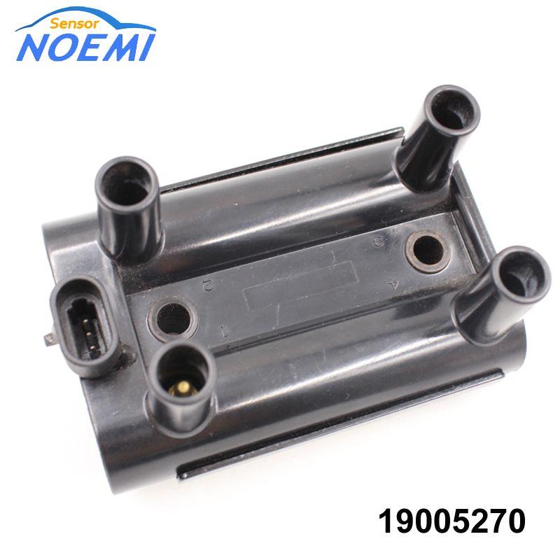 YAOPEI high quality lifan 520 08, ignition coil oem 19005270 Hafei minyi/Zhongyi/ Sail 1.4L/1.2L /LOVA 1.4L/Aveo 1.4L