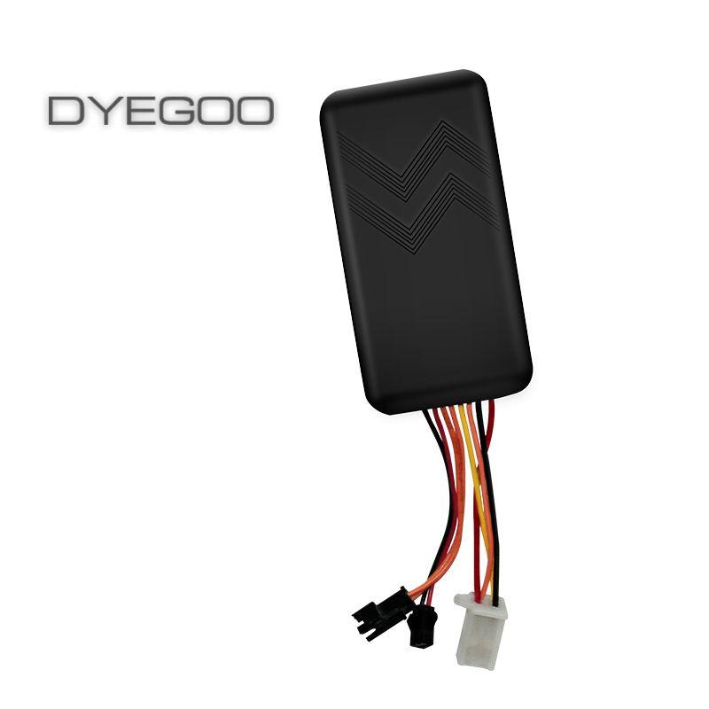 DYEGOO garanti 100% 4 bande voiture gps tracker GT06 Google link GPS données haute vitesse plate-forme livraison gratuite