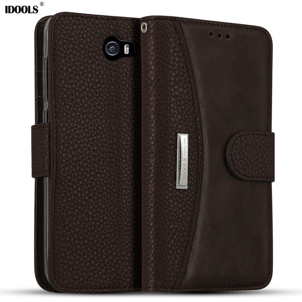 Für Huawei Y5 II Fall Leder Luxus Flip Brieftasche Abdeckung Handy taschen Fällen für Huawei Y5 II ii 5,0 Zoll Kartenhalter IDOOLS