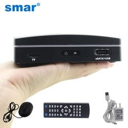 Smar Newest 4CH 8CH Super Mini NVR CCTV NVR Recorder for 720P/960P/1080P Onvif IP Camera,Cloud P2P,eSATA/TF/USB,Remote Control
