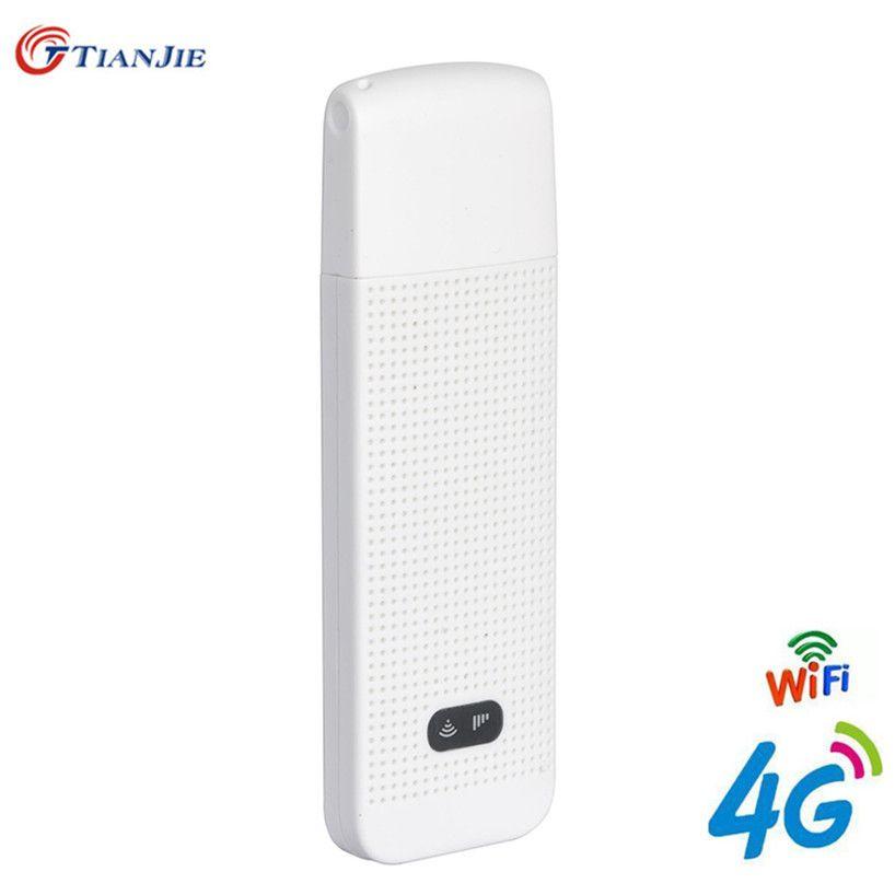 Routeur 4G USB Wifi avec emplacement pour carte Sim Mini Dongle sans fil répéteur de voiture Mobile Hotspot débloqué Wifi Modem carte de Date