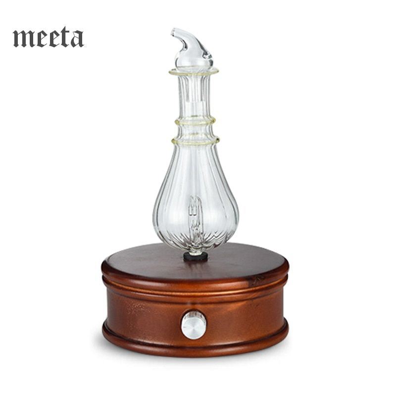 Wasserlosen Ätherisches Öl Diffusor Holz Und Glas Aromatherapie Diffuseur Huile Essentiel Difusor De Aroma Vernebler für Hause