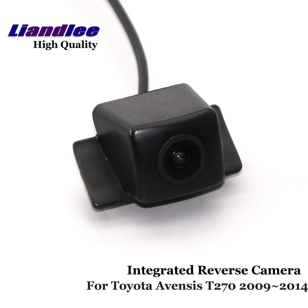 Liandlee For Toyota Avensis T270 2009~2014 Car Rear View Backup Parking Camera Rearview Reverse Camera / SONY CCD HD Integrated