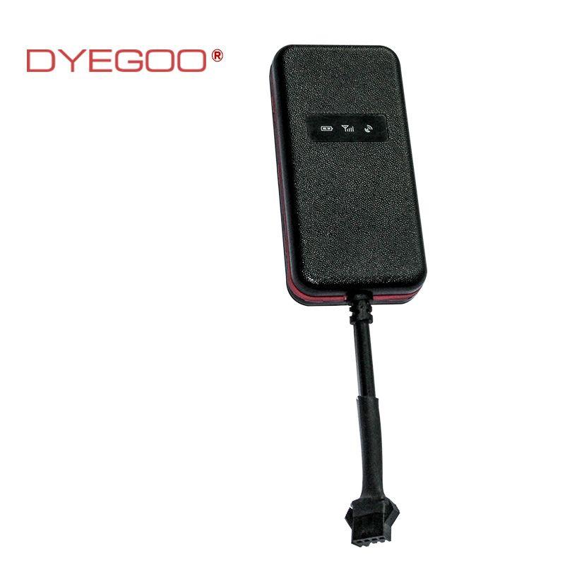 4 bandes multi-fonction étanche voiture gps tracker GT003 GPS données haute vitesse plate-forme livraison gratuite