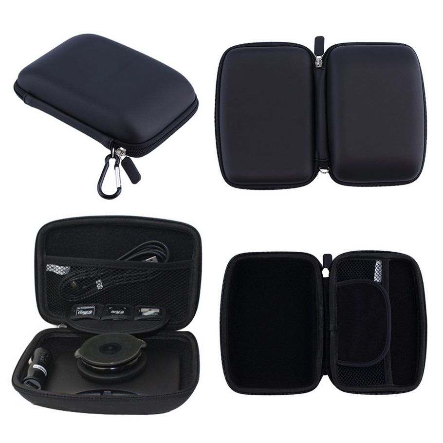 New arrival Black Bag For Tomtom GPS Case 6  Inch navigation protection package GPS carrying cover case