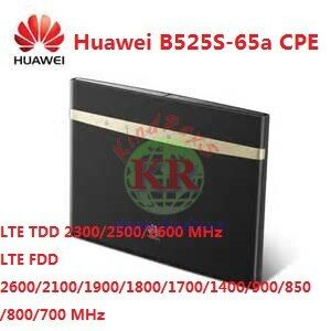 Entriegelte Huawei B525 B525S-65a 4G LTE CPE router mit SIM einbauschlitz PK e5186 e5786 b525s m1
