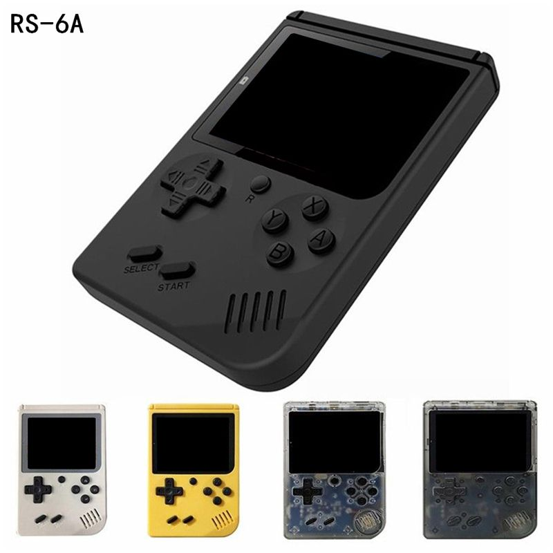 Coolbaby Game Console RS-6A RS-6 Mini RS-90 Retro Portable Handheld Video Games Players 8 Bit 2.0 3.0Inch