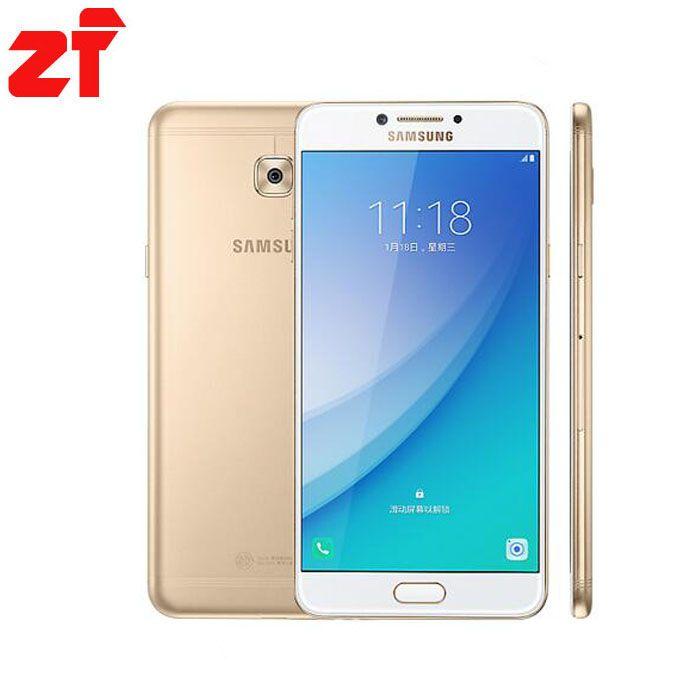 Nouvelle Arrivée D'origine Samsung Galaxy C7 Pro C7010 4G RAM 64G ROM Octa Core Dual Sim 5.7