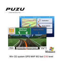 Universel 8G gps cartes Micro sd carte dernière Carte pour WinCE voiture dvd navigation carte Europe/Russie/bélarus/USA partout dans le monde