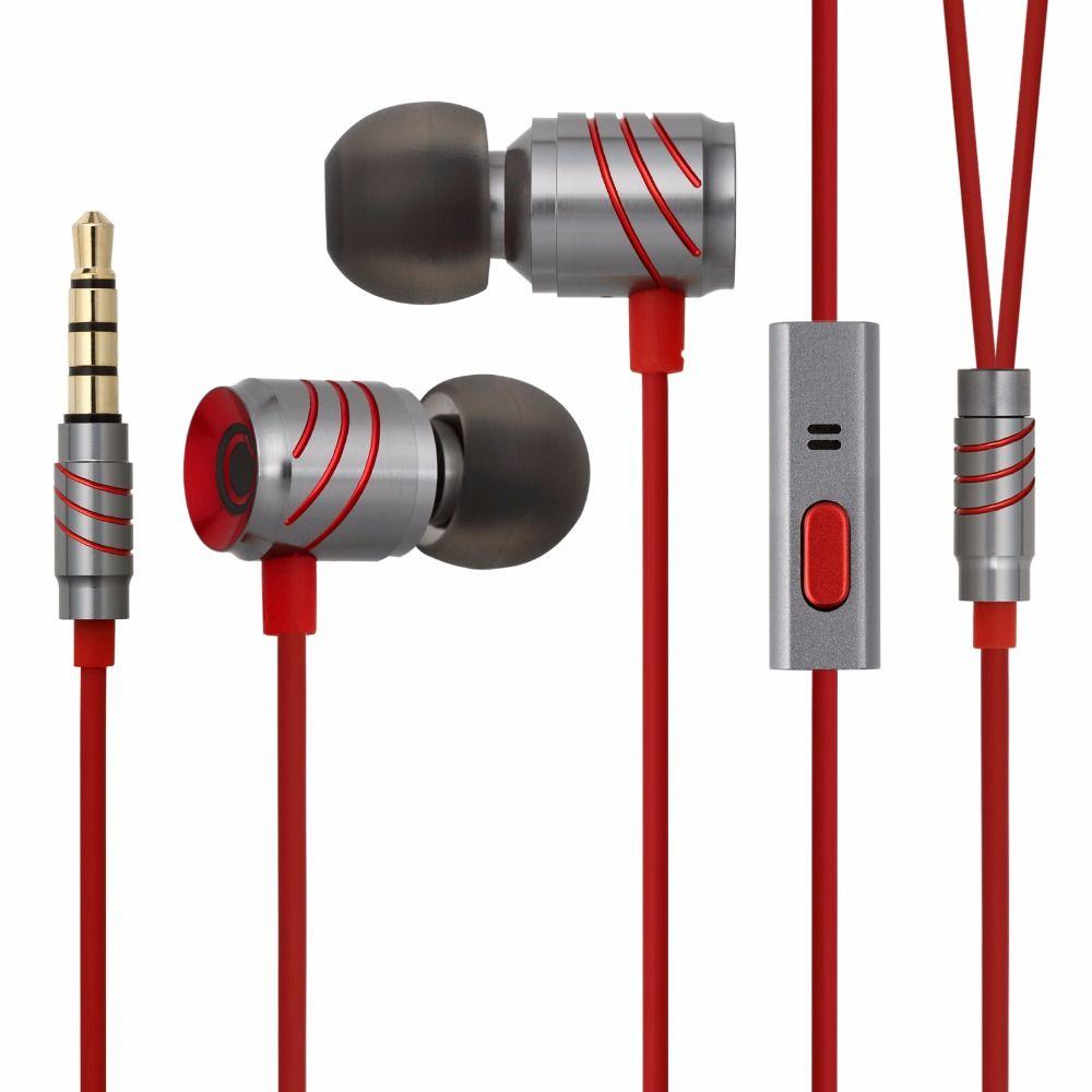 GGMM C800 Earphone for Phone HiFi Earphone fone de ouvido Headset Earbuds Earpiece Headsets Stereo Metal Best Earphone 2018