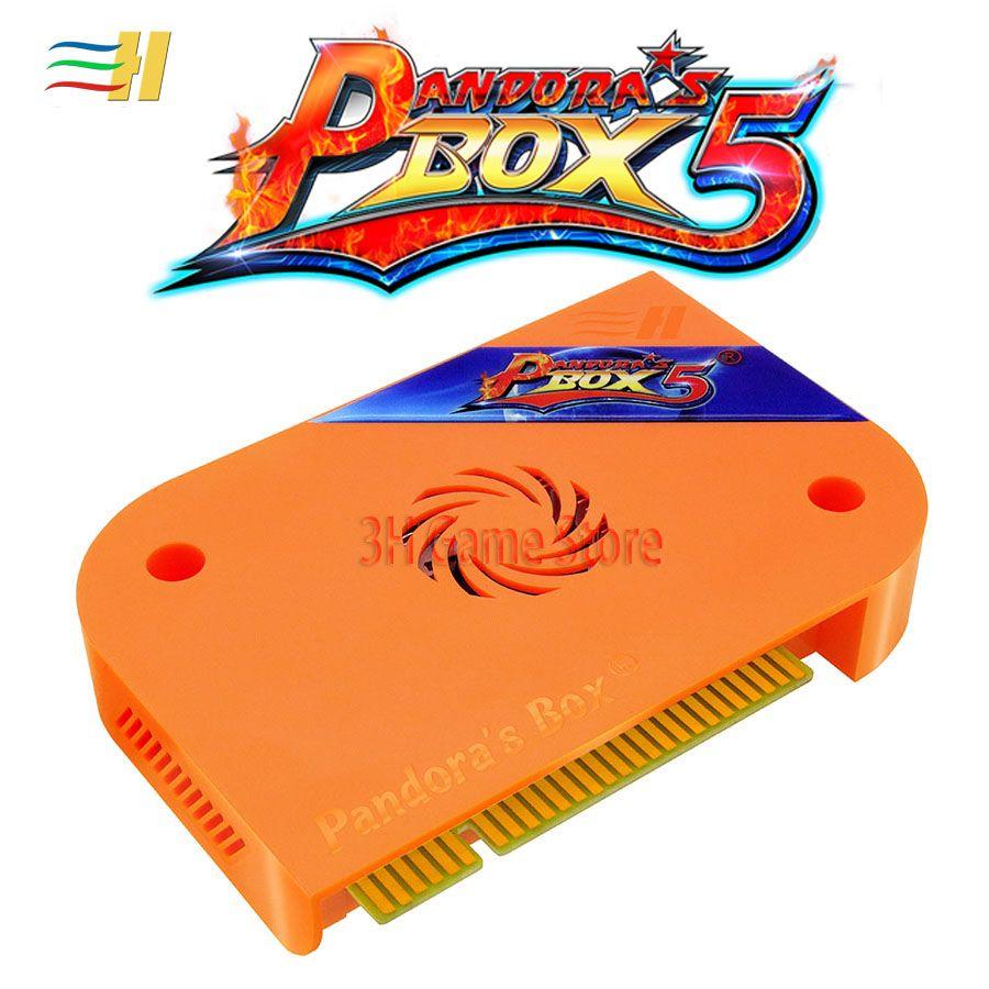 Original Pandora box 5 960 in 1 jamma Version arcade maschine arcade controller spiel arcade münz spiele jamma pcb bord
