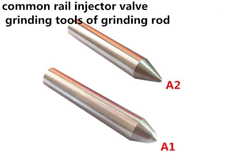 New arrival!Free shipping! common rail injector valve grinding tools of grinding rod/bar white steel grinding bar