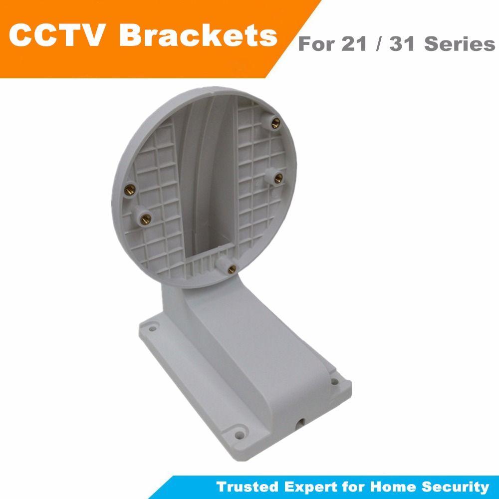 Livraison gratuite support mural CCTV caméra accessoires pour Hik 21xx 31xx série dôme caméra CCTV support DS-1258ZJ