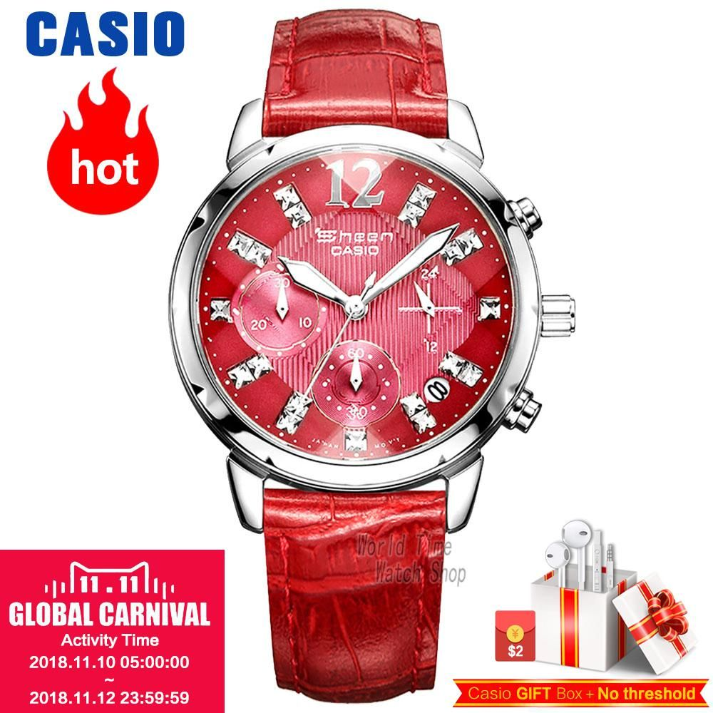 Casio Watches Sheen Series Fashion Women's Watches SHN-5010L-4A SHN-5010L-4A2