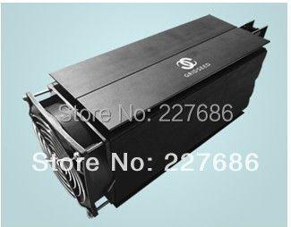 Бесплатная доставка используется gridseed Шахтер 5.2-6MH/S 100 Вт Scrypt Шахтер добычи Litecoin машины gridseed blade отправить DHL или EMS