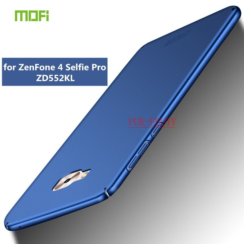 Luxury Original Case for Asus ZenFone 4 Selfie Pro ZD552KL ZD552 KL Phone Protective Cover Case for ASUS_Z01MD Z01MDA Phone Bags