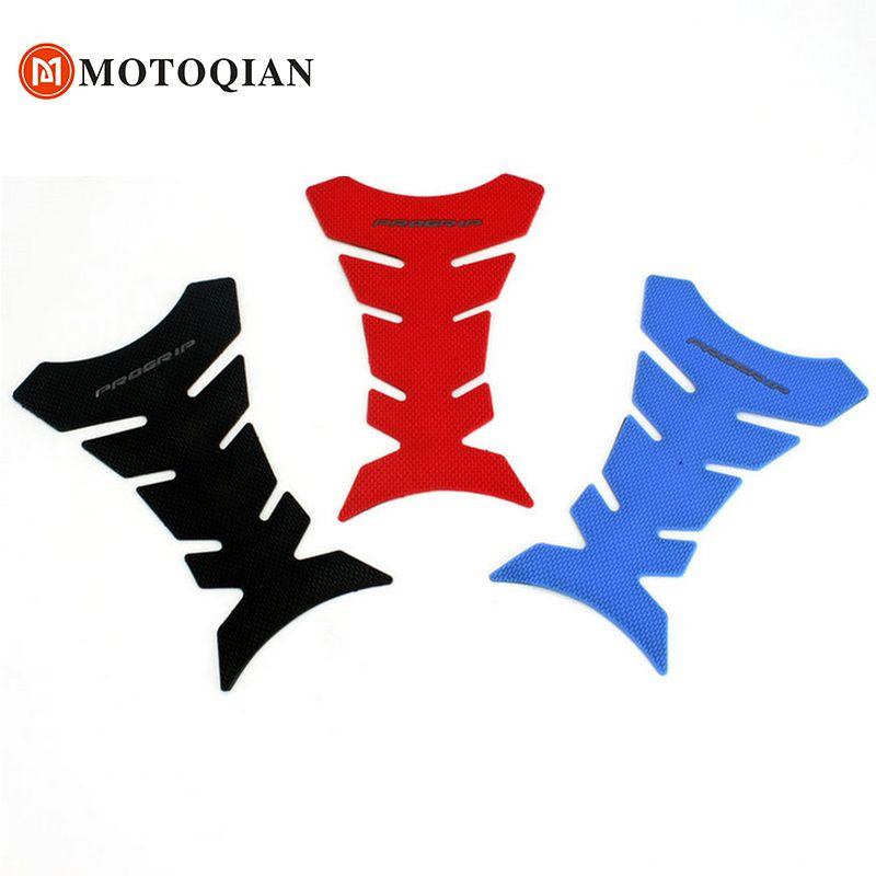 3D Fish Stickers Motorcycle Tank Pad Fish Bone Protector Decal Gas For Honda Kawasaki Yamaha Suzuki Ducati Bmw KTM Fuel